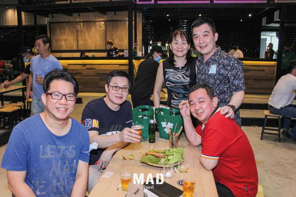 Kepong Community Mad Grill Soft Opening 4