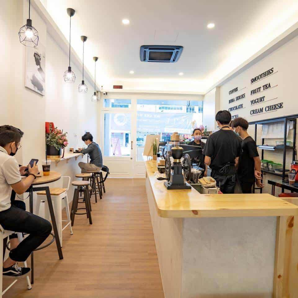 kepong community the hall coffee 4
